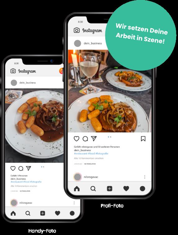 Nils Rogavac | Hochwertiger Social Media-Content für die Gastronomiebranche